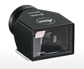 Leica Viewfinder 21mm (2009)